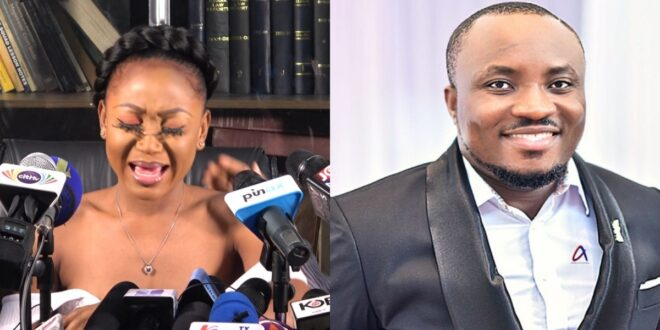 Everything Was Scripted … Including The Tears - DKB Exposes Akuapem Poloo 1