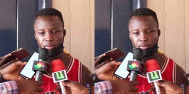 Form 2 SHS student in Obuasi, jailed 15 years for robbery 1