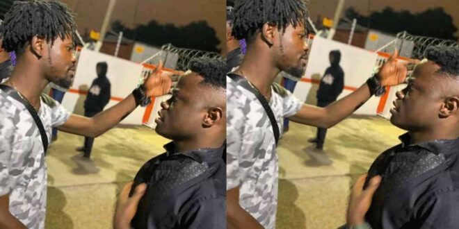 """""""Fameye allowed his bodyguards to manhandle me when we met""""- Awal (video) 1"""
