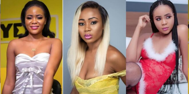 """""""Akuapem Poloo gave me an attitude and snubbed me when we met""""- Cilla of DateRush 1"""