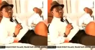 Counselor Lutterodt again! seen in new video chopping another slay queen 11