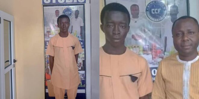 3 Senior high school denies admission to man who had aggregate 16 because he was an ex-convict 1