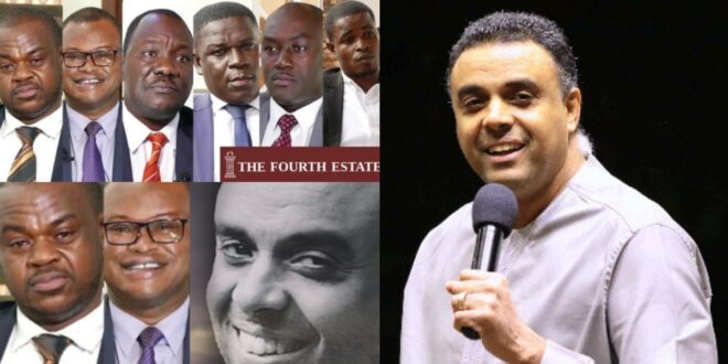 6 former pastors of Dag Heward Mills, sue him for no paying their SNNIT 1
