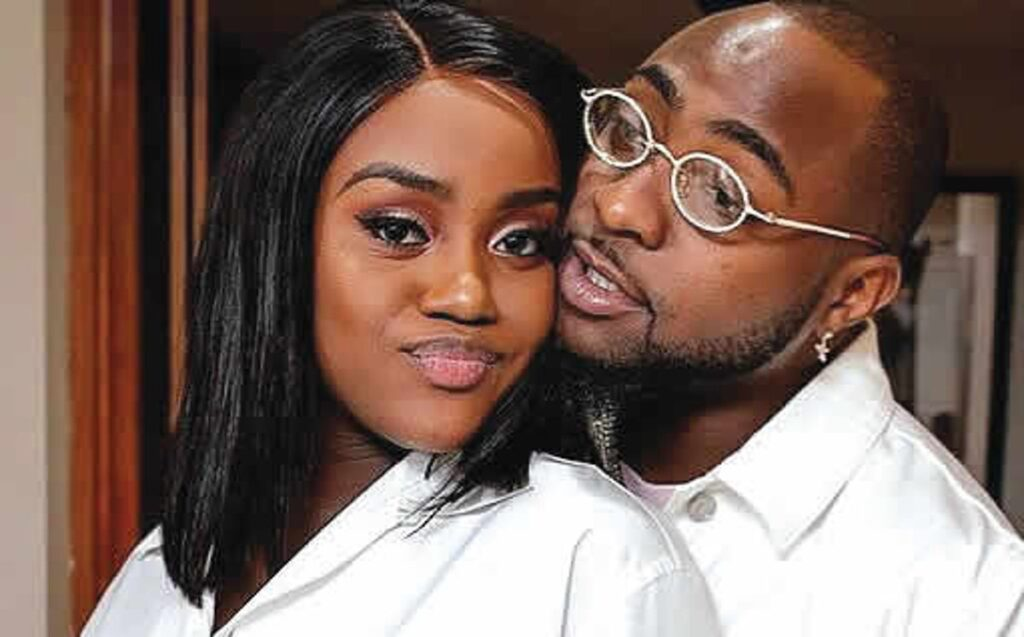 """""""Dear Satan, what use to work doesn't work anymore""""- Chioma Reacts to Davido cheating on her publicly 2"""
