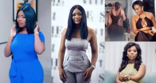 """Someone told me you deal in cocaine business to get money for your lifestyle""- Delay tells Sandra Ankobiah (video) 8"