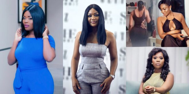 """""""Someone told me you deal in cocaine business to get money for your lifestyle""""- Delay tells Sandra Ankobiah (video) 1"""