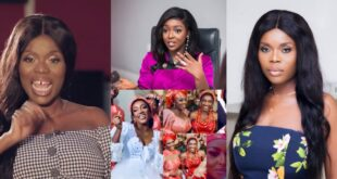 Video of Delay mocking Yvonne Okoro about marriage surfaces after her younger sister's wedding. 20