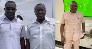 """I built a 4-storey building in Accra before i was 30 years""- Brother of Despite, Ofori Sarpong reveals 12"