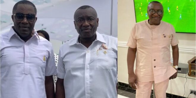"""I built a 4-storey building in Accra before i was 30 years""- Brother of Despite, Ofori Sarpong reveals 1"