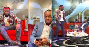 Embarrassing Moment DKB Nearly Walked Out Of United Showbiz After Halifax Said He Has 'Small Sense' - Video 39