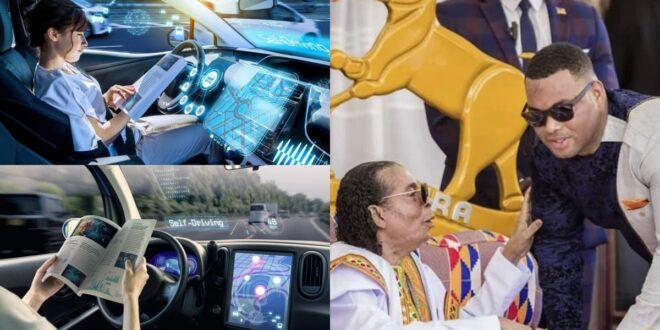 Kantanka Automobile to make self-driving cars. 1