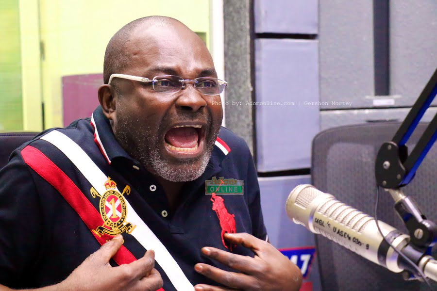 There is no power in Anointing oil and Stickers - Kennedy Agyapong 2