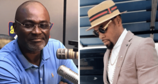 """""""No man born of a woman can mess with me""""- Obofour blast Kennedy Agyapong (video) 13"""