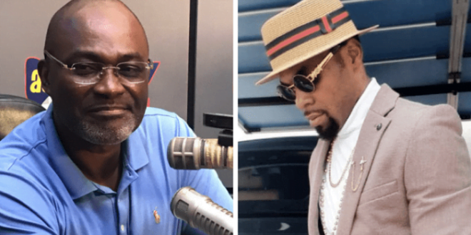 """""""No man born of a woman can mess with me""""- Obofour blast Kennedy Agyapong (video) 1"""