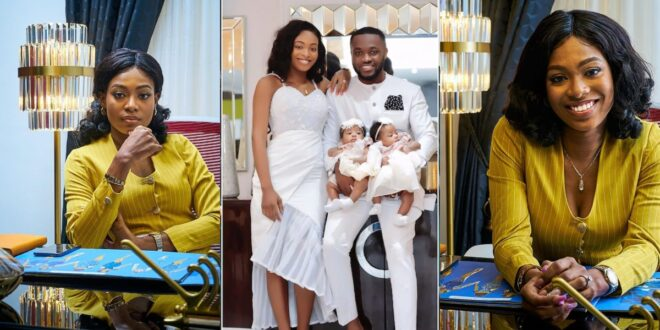 """""""i Owe my luck and blessings to God""""- Wife of Kennedy Osei says 1"""