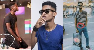 kidi reveals Kuami Eugene sometimes does not know how to dress but he still supports him (video) 10