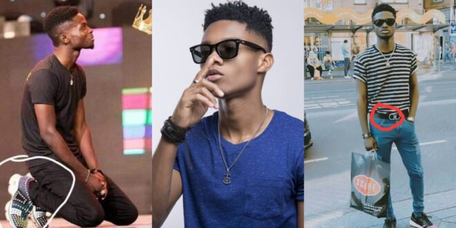 kidi reveals Kuami Eugene sometimes does not know how to dress but he still supports him (video) 1