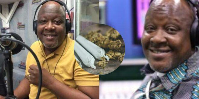 """""""I smoke cigarettes not weed""""- Kwame Sefa Kayi 1"""