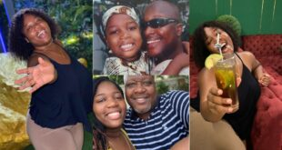 Kwame Sefa Kayi's grown-up daughter, Fafa shakes social media with her beauty (photos) 77