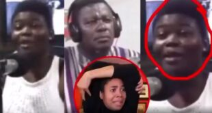 """My mother forced me to f!nger her when my dad was not around""- Lady narrates her story to Nhyira FM 8"