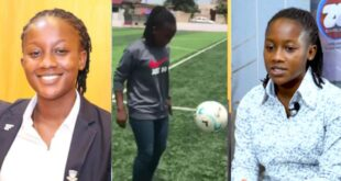 Meet Ghana's first and only female sports commentator Joyce Annoh Yeboah (video) 92