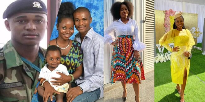 4 years after the death of her husband, see how stunning Barbara Mahama looks. 1