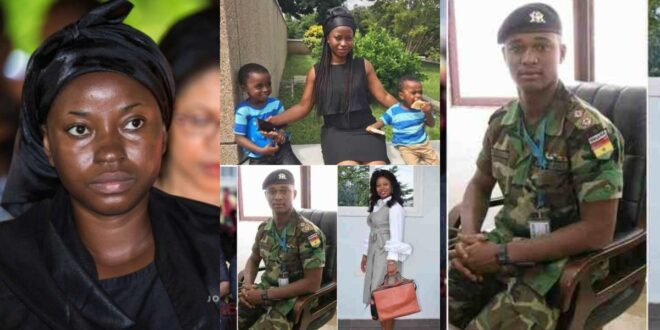 """They will suffer till they d!e""- The late Major Mahama's wife speaks after 3 years 1"