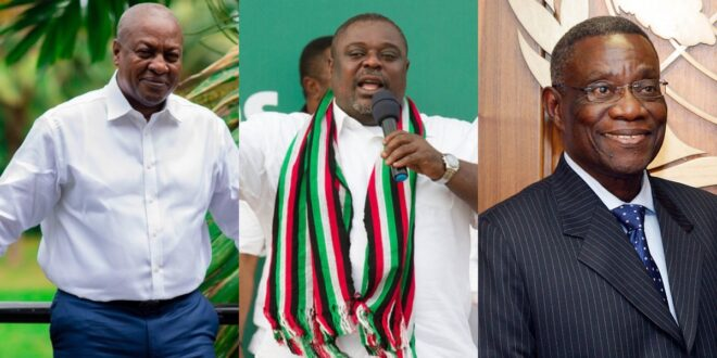 """John Mahama had no respect for Attah Mills when he was alive""- former NDC Deputy General Secretary Koku Anyidoho 1"