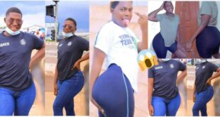 Alhaji Bintu😂😂, see pictures of the boy with a$$ that ladies envy (photos) 12