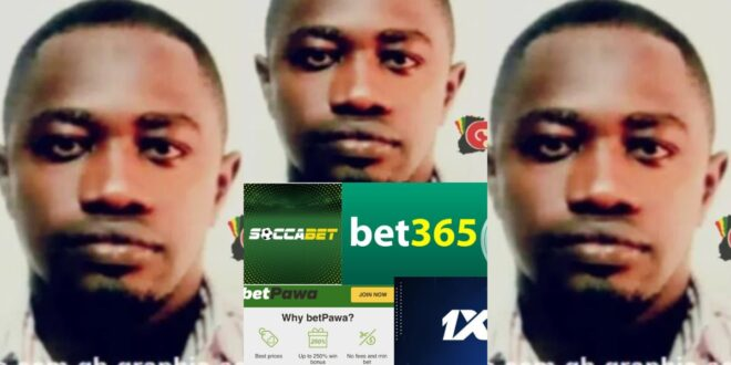 Oil company manager sent to prison for 15 years for using Ghc139,118 of company money to stack bet 1
