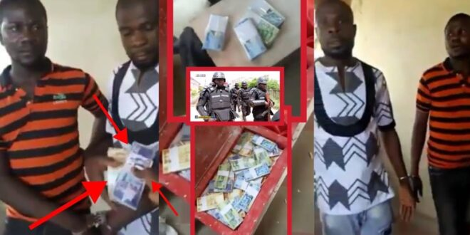 Police arrest two money doublers who dupe people on TV (video) 1