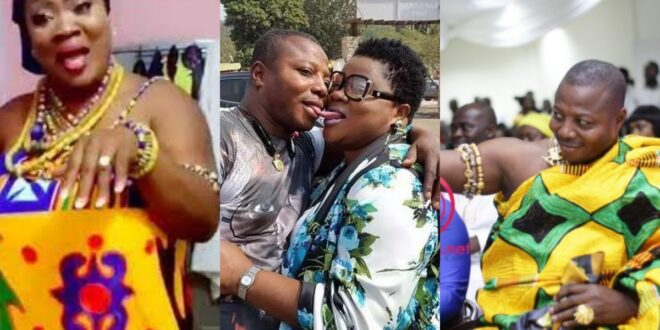 Mercy Asiedu sends heartwarming message to her husband, celebrating 4 years of marriage 1