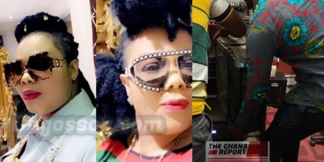 Just-in: Nana Agraadaa arrested over sika Gari fraud, her TV stations has been shut down. 1