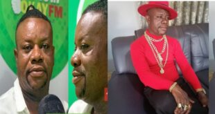 Nana Yeboah savagely replies lady who asked him to marry a male teacher (video) 4
