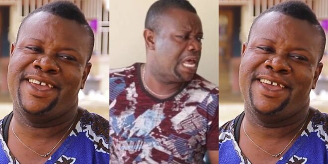 """""""I don't even have money to buy a common bicycle from all the acting I do""""- Nana Yeboah 1"""