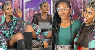 """Posting Nak3d pictures on social media does not mean i am a prostitute""- Naomi Gold (video) 3"