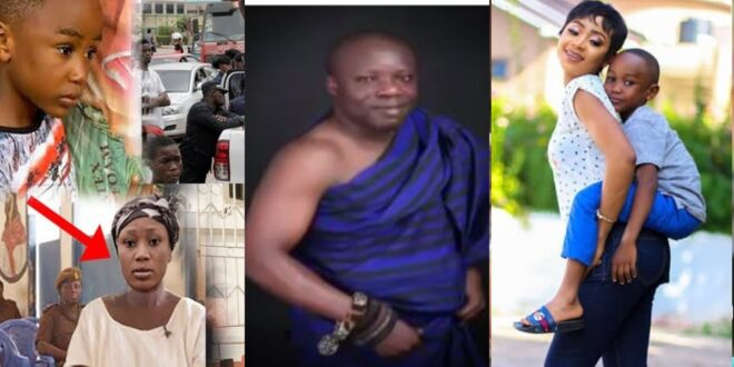 """""""Akuapem Poloo is not one of us""""- Akwapim chiefs reject her after jail sentence (video) 1"""