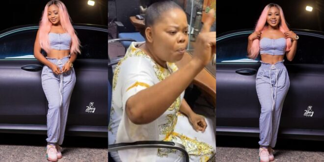 'Akuapem Poloo might lose her life in prison'- Prophetess Mama Sarah 1