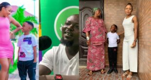"""""""Akuapem Poloo's mother has refused to let me speak to her and my son""""- Baby Daddy speaks 79"""