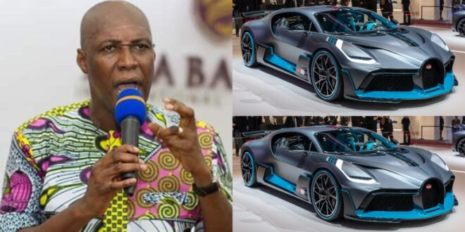 """""""Only F()0ls k!ll their parents for Camry, i will have bought Bugatti if i do sakawa""""- Prophet Kofi Oduro 1"""