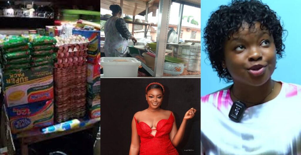 """""""My mother sells Indomie and Banku, so what??""""- Rose blast critics who exposed her (video) 2"""