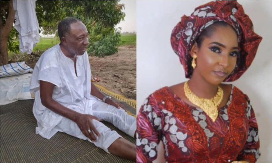 74-year-old Nigerian Minister Marries 18yrs Old Girl - Photos 2