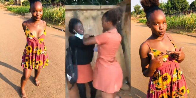 See Pictures of the SHS senior girl who bullied her Junior to k!ll herself (photos) 1