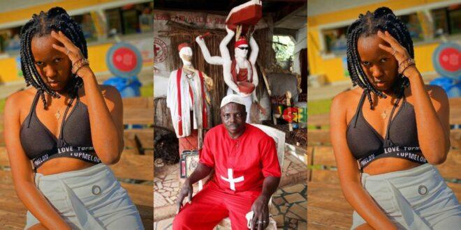 Popular JuJu man in Western region taken to hospital because of Broken heart. 1