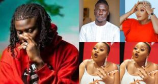 Mzgee narrates how stonebwoy disgraced her after an encounter with him 7