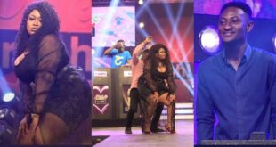 this is the perfect match on date rush, Ghanaians react to Eunice And Fareed - Photos 1