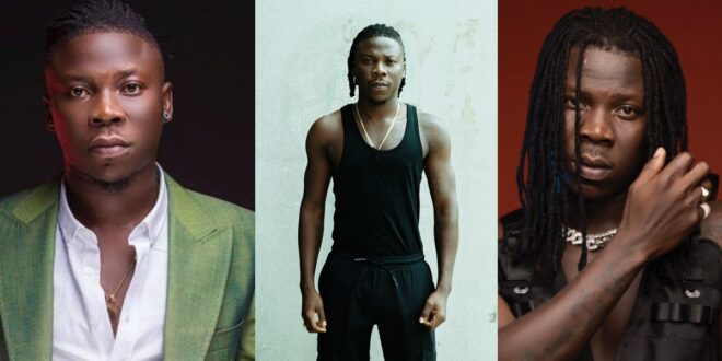 """you are also an enemy if you are friends with my enemy""- Stonebwoy 1"