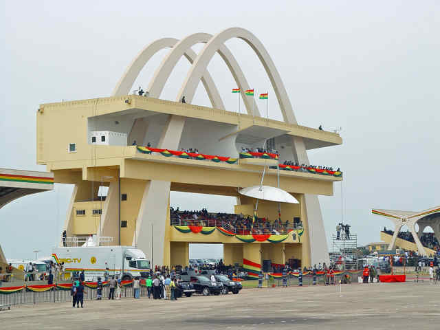 Accra has been named one of Africa's Richest cities - See complete list of top ten 1