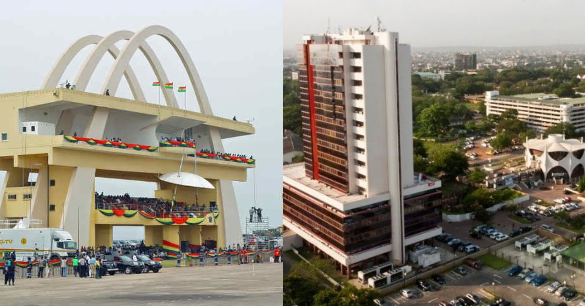 Accra has been named one of Africa's Richest cities - See complete list of top ten 21