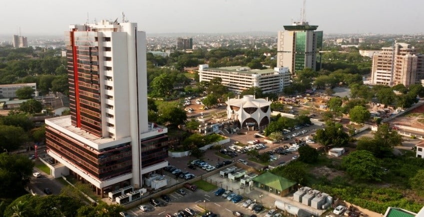 Accra has been named one of Africa's Richest cities - See complete list of top ten 2